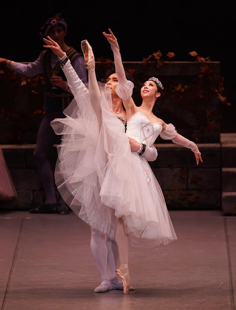 c5fd5e39e1be Synopsis / 2019, The Tokyo Ballet (April 2019): <I>Swan Lake</I ...