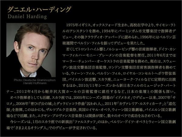 ミラノ・スカラ座 2013年日本公演